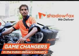 URGENT HIRING IN SHADOWFAX AS DELIVERY BOY = CALL = 907620 -  4054