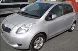 Toyota Vitz 2006 Model