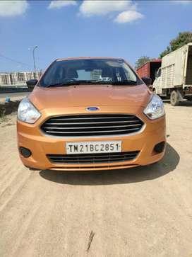 Ford Figo Aspire Ambiente 1.5 TDCi, 2016, Diesel