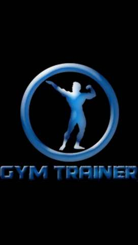 Certified trainer for personal gym training