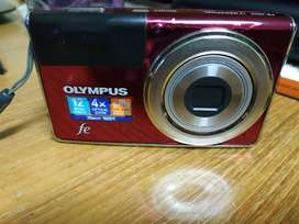 Kamera Pocket, Olympus, Tipe Fe-4000