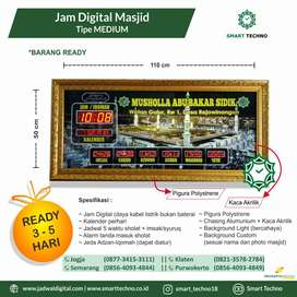 Pabrik Jam Digital Masjid Di Kab Klungkung