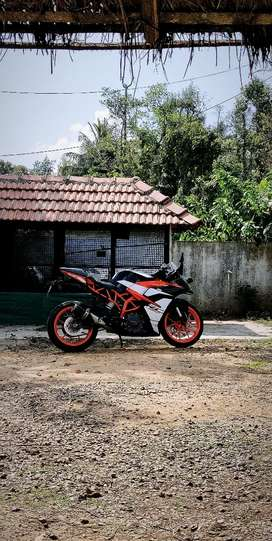 KTM RC390 in very good condition!