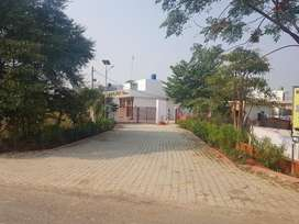 Plot price start at just 2.24 lacs in fully developed Society