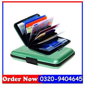 Aluma Wallet (Pack of 5) in Pakistan