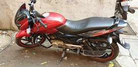 Bajaj Pulsar Red Colour Dtsi