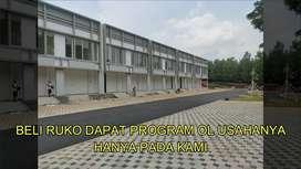 Free Program OL Usaha Ruko Kedaton Square Kedaton Homes BSB Semarang