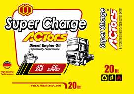 Import and distribution of Actorz and Leader high quality engine oil.
