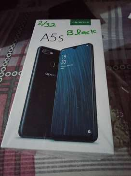Oppo A5s 10/10 12 months warranty only 7 days to be used Red colour..