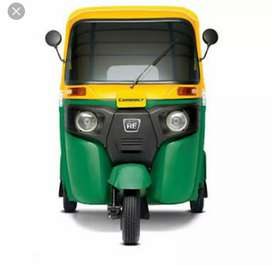 Auto rickshaw three wheeler