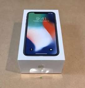 i.Phone x, 256GB with all Accessories, Bill & Warranty available
