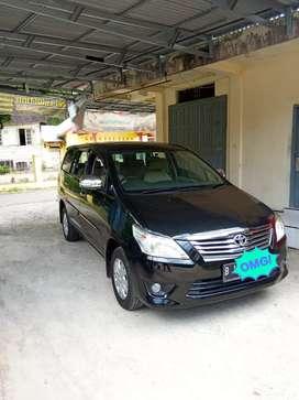 Kijang innova grand 2012 bersih mulus no minus