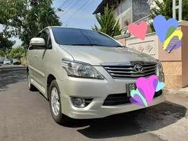 Dijual Toyota Innova (plat manado) Innova G Luxury AT
