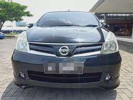Nissan Grand Livina HWS matic 2011 siap pakai
