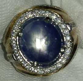 Natural Star Sapphire Corundum
