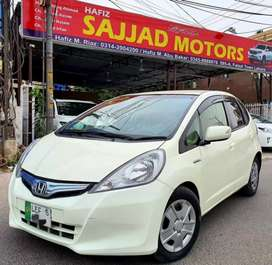 Honda Fit Hybrid Smart Selection 1340cc Model 2012
