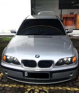 BMW 318i Tahun 2003 pajak panjang