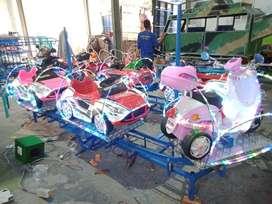 RAA Kereta panggung jual wahana mainan kereta odong