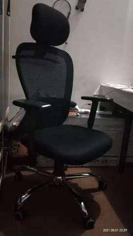 2 Months old Office Chair