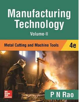 Manufacturing technology Vol 2