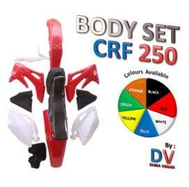 Body set crf 250