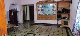 Spacious semi furnished 2 bedroom house