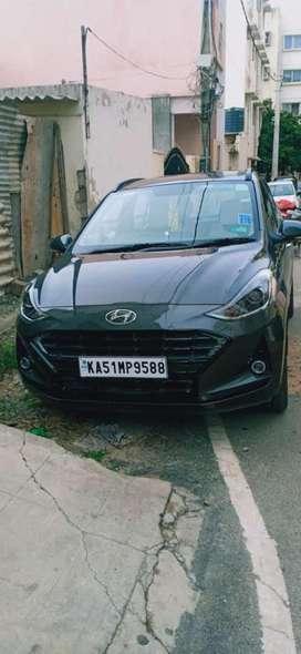 Hyundai Grand i10 Nios 2020 Petrol 7600 Km Driven