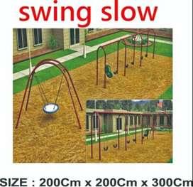 Swing Slow Mainan Outdoor Termurah