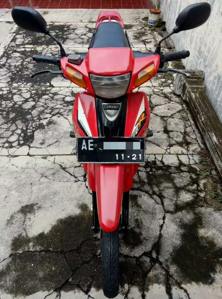 Yamaha FIZ R Tahun 2001