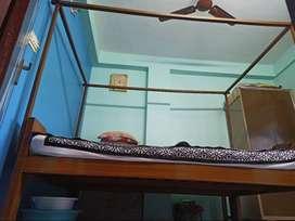 Segun Wood Bed 7feet length and 5 feet width