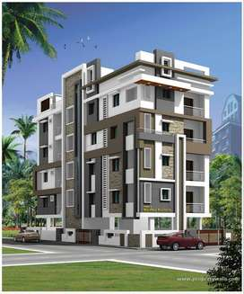 Pre Launcing Offer Beach View Flats For Sale At Bheemili