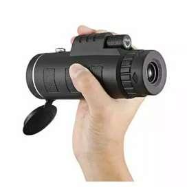 Original Panda Teropong Binocular 40x60 HD Wide Angle 1500M / 9000M