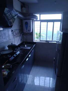 Need female roommate urgently for 1 BHK apartment