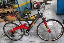 sepeda full bike gunung trail mtb