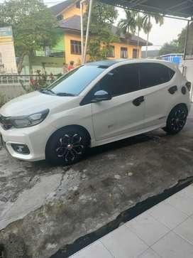 Honda brio rs 1.2 prestige