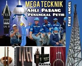 Pasang anti petir Bandung | toko dan ahli penangkal petir  Soreang