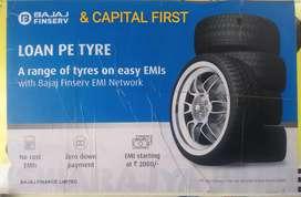 Loan Pe Tyre (TYRES ON EMI)