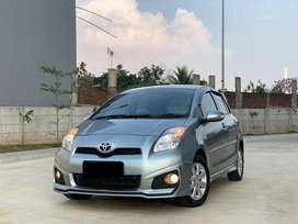 Yaris S Trd AT LOW KM 7rb 2012! NEGO Drpd jazz swift 2013/2014 Plat D