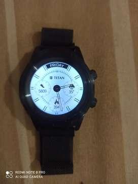 TITAN X HYBIRD SMART WATCH PRICE 8500