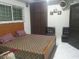 Onebed studio Furnished flate for rent in E-11 Islamabad.
