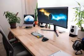 Indoor office work urgent male and female staff ki need hn