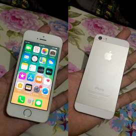 iphone 5s 16Gb New condition