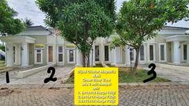 Dijual Rumah Jl.Magnolia Garden no.12,green River View,Tanjung Bunga