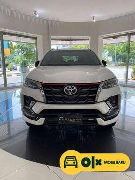 [Mobil Baru] Fortuner VRZ TRD AT Diesel 2020 Promo Toyota Akhir Tahun