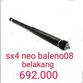 Shock belakang sx4,xover neo baleno 08