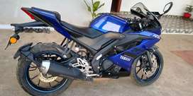 R15 v3 in good condition . 2 years old