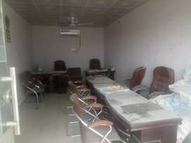 Furnished Real estate Office available for rent