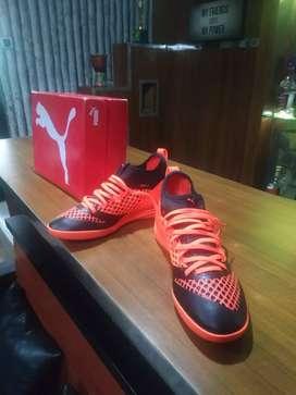 Sepatu Futsal Puma Pria Mulus baru 1x pake