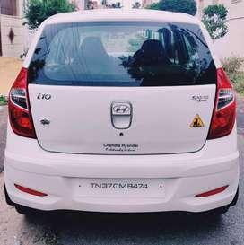 Hyundai i10 Sportz 1.1 iRDE2, 2016, Petrol
