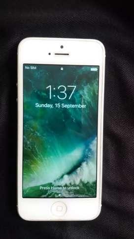 Iphone 5s...